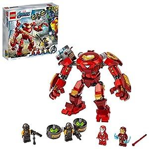LEGO 76164 Iron Man Hulkbuster...