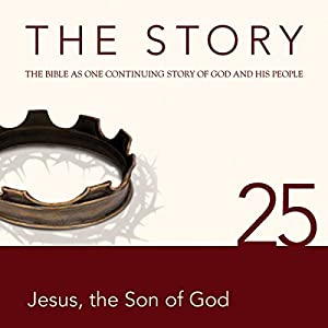The Story, NIV: Chapter 25 - Jesus, the Son of God (Dramatized) Audiobook