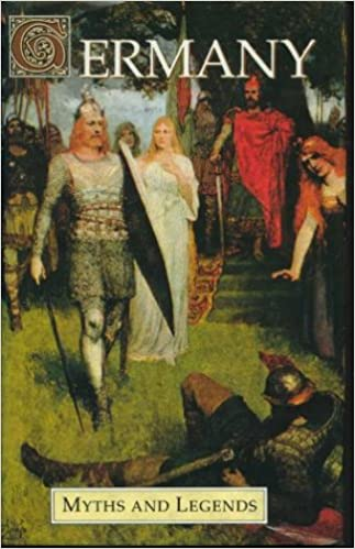 Book Germany: Myths and Legends