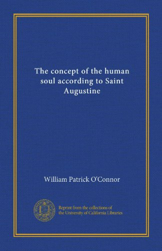 The concept of the human soul according to Saint Augustine