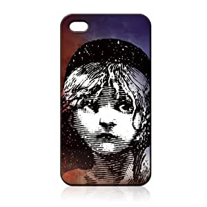 Les Miserables Hard Case Skin for Iphone 5c Iphone At&t Sprint Verizon Retail Packing.