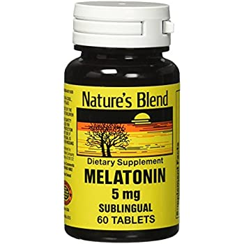 Melatonin 5 mg 60 Tabs