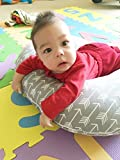 Nursing Pillow Cover by Danha  Breastfeeding pillow