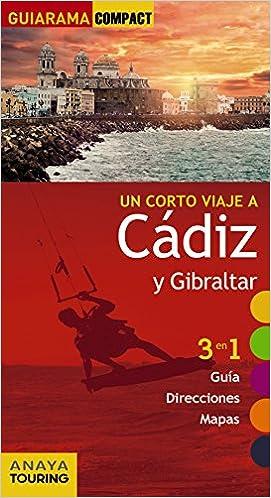 Cádiz Y Gibraltar por Anaya Touring epub