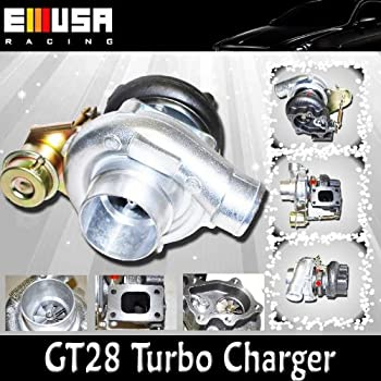Turbo Charger GT28 GT2870 Internal Wastegate .64 A/R .86Exhaust Water/Olil