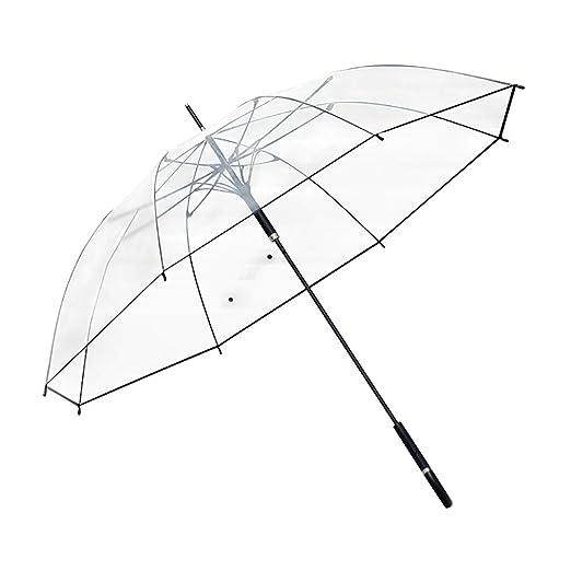 FLHT, sombreado de Paraguas, Transparente, a Prueba de ...