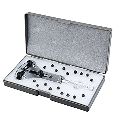 Watch Repair Tool Back Opener Large XL Wrench Waterproof Screw Case from cateep