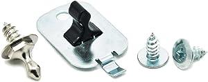 Repairwares Dryer Door Strike Kit W10295405 AP4501391 8572983 W10111906 1553024