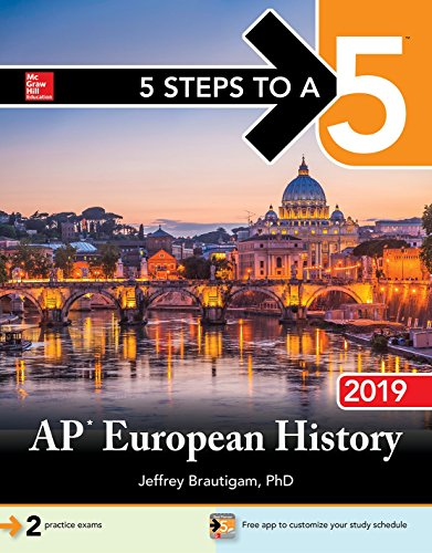 Pdf Teen 5 Steps to a 5: AP European History 2019