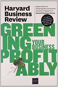 Book Harvard Business Review on Greening Your Business Profitably (Harvard Business Review (Pdf))