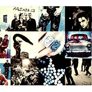 Audio CD Achtung Baby Book