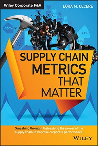Supply Chain Metrics That Matter  Wiley Corporate F A
