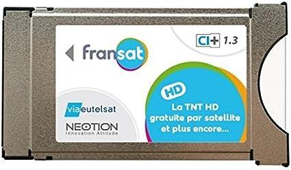 Samsung – Fransat CAM Ci+ con Tarjeta Fransat para TV Samsung: Amazon.es: Electrónica