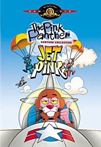 The Pink Panther Cartoon Collection - Jet Pink