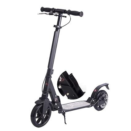 WYQ Kick Scooter Adulto Unisex con amortiguadores, Motos de ...