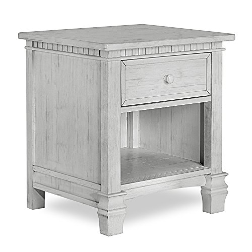 Evolur Santa Fe Night Stand, Antique ()