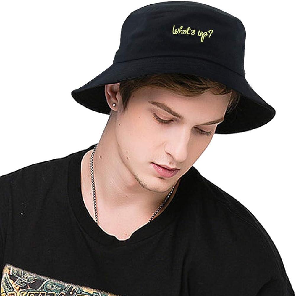 Docila Stylish Bucket Hats For College Student Plain Black Urban Dressing Hats At Amazon Men S Clothing Store
