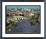"Kansas City Royals World Series Parade Photo (Size: 18"" x 22"") Framed"