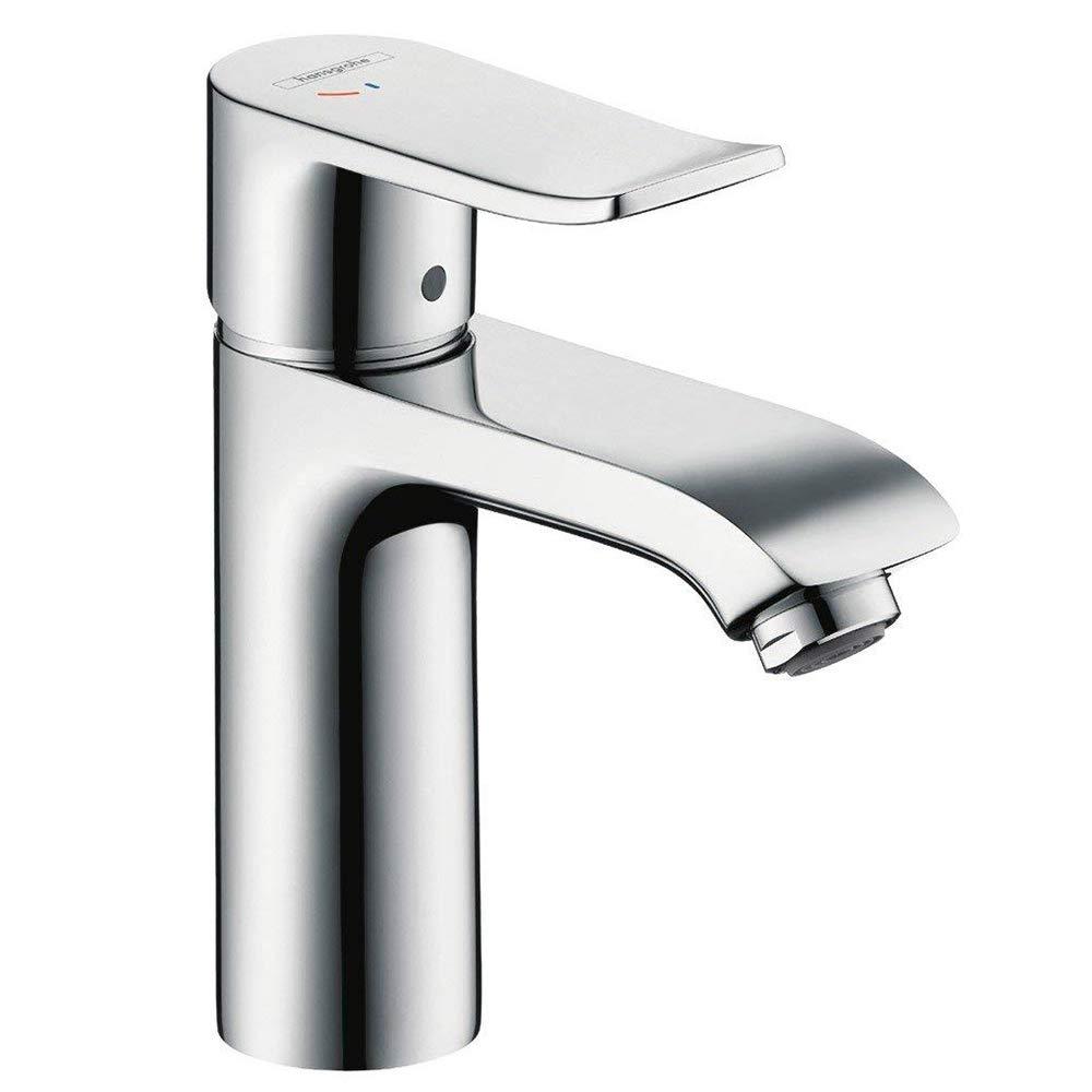 Hansgrohe 31082000 Metris grifo monomando de lavabo cromo 260mm con vaciador autom/ático