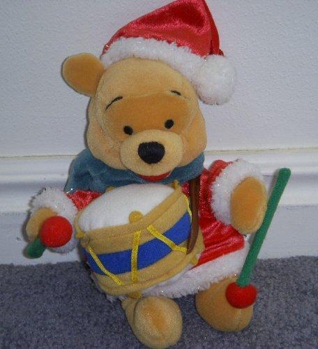 Retired Disney Winnie the Pooh 2001 Drummer