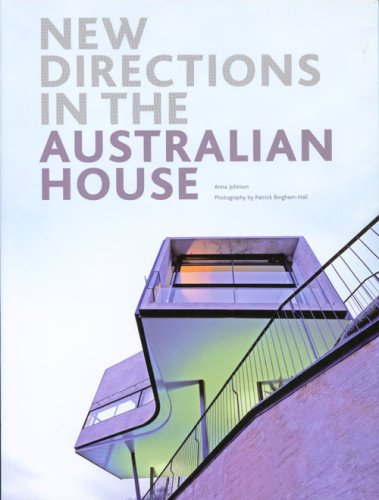 Read Online New Directions In The Australian House ebook