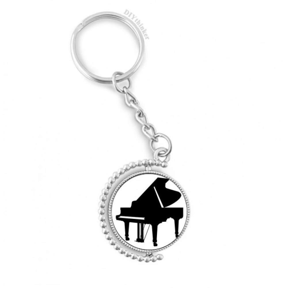 DIYthinker Piano clásico del patrón del Instrumento de ...