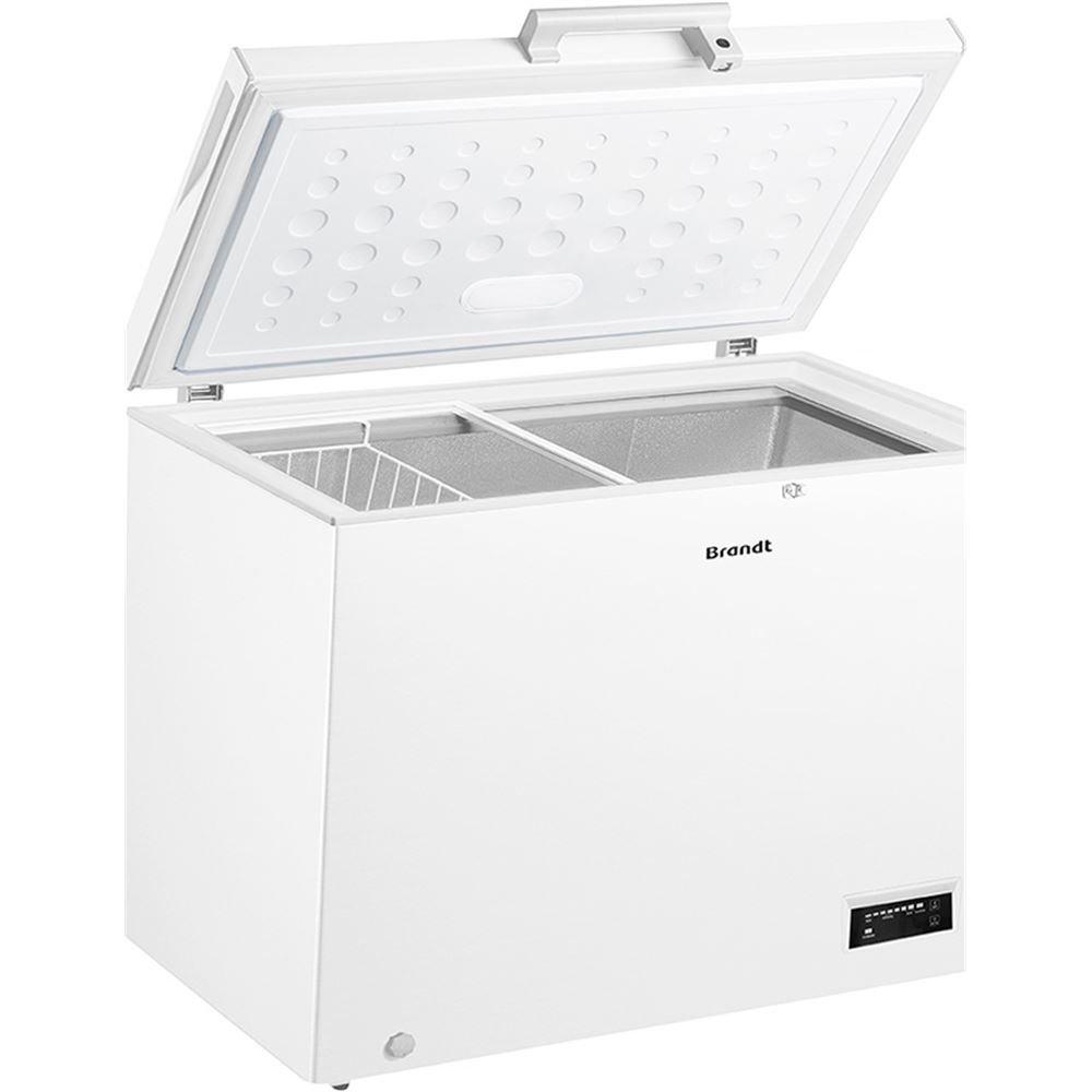 Congelador Horizontal BRANDT BFK747YSW: 292.09: Amazon.es: Hogar