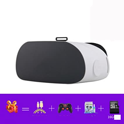 14d9e114b4a2 Amazon.com  zhang Eye Protection VR Headset 3D Glasses