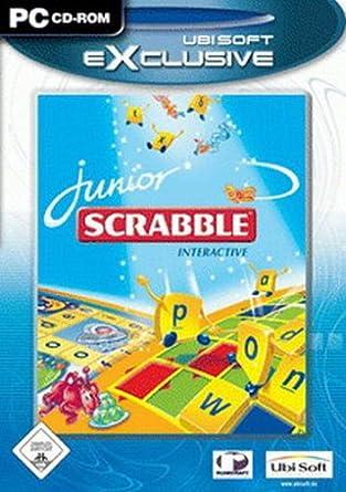 Scrabble Junior Interactive [Importación alemana]: Amazon.es: Videojuegos