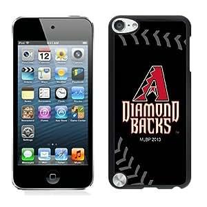 aqiloe diy Custom Ipod Touch 5 Case MLB Arizona Diamondbacks 6