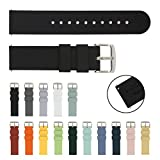 Archer Watch Straps   Silicone Quick Release Soft Rubber Replacement Watch Bands for Men and Women, Watches and Smartwatches   Multiple Colors, 18mm, 20mm, 22mm