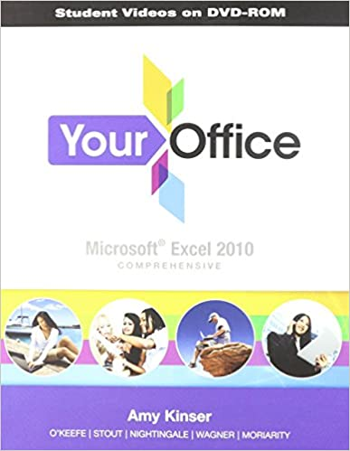 Microsoft excel no1 source for free ebook downloads ebook amazon e books collections student video cd for your office microsoft excel 2010 comprehensive chm by amy s kinser 0132912430 fandeluxe Image collections