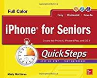 iPhone for Seniors QuickSteps Front Cover