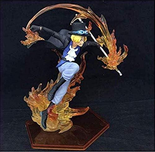 Einteilige Figur Sabo PVC Battle Figure 17 8 cm hoch