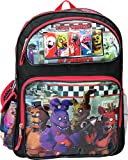 Five Nights at Freddy's Large Backpack 16'' inches School Book Bag