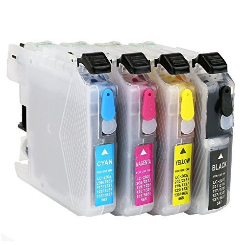 CISinks Refillable Cartridge Brother J4320DW