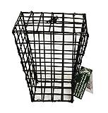 KUFA Vinyl Coated Wire Bait Cage (Size:8''x6''x4'') 27-092