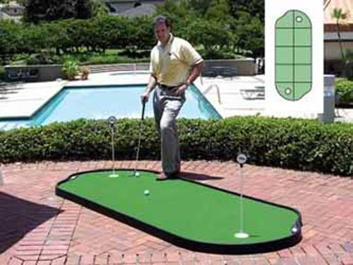 Tour Links 4-feet x 10-feet Putting Green