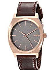 Nixon Men's A0452001 Gun Rose Time Teller Watch