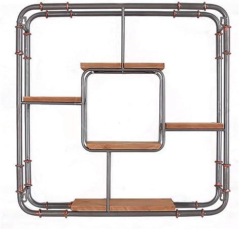 IG Hogar , Muebles de Hierro Estilo Industrial Estante para ...