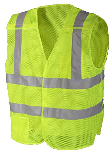 - Rothco 5-Point Breakaway Safety Vest, Over Size