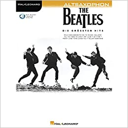 Beatles Die Grten Hits Altsaxophon (German) Sheet Music U2013 30 Sep 2017
