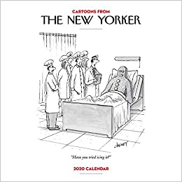 New Yorker Calendar 2020 Cartoons from The New Yorker 2020 Wall Calendar: Conde Nast