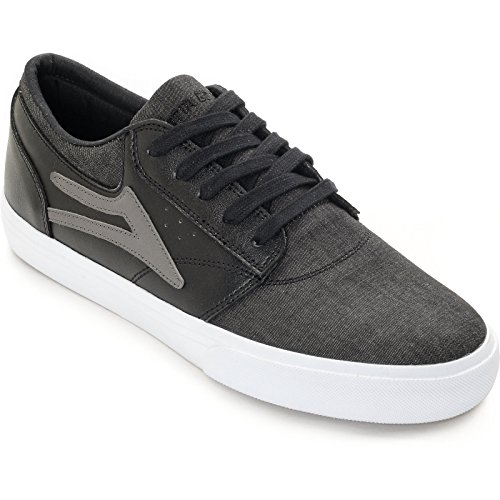 Lakai Mens Griffin X Workaholics Business Casual Leer
