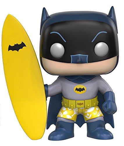 funko pop heroes dc surfs up batman vinyl figure import it all. Black Bedroom Furniture Sets. Home Design Ideas