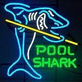 Neonetics 5POOLS Pool Shark Neon Sign
