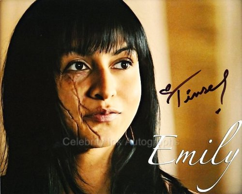 TINSEL COREY as Emily - Twilight: New Moon Genuine Autograph from Celebrity Ink