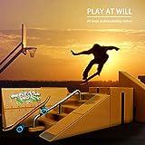 TIME4DEALS Finger Skateboard Park 8pcs Skate Park