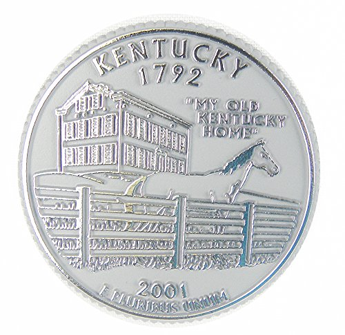 State Quarter Magnet - Kentucky