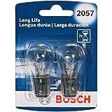 Bosch 2057 Long Life Upgrade Minature Bulb, Pack of 2